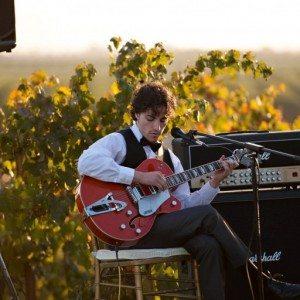 Maximillian Alexander Rickert - Singing Guitarist / Guitarist in Riverside, California