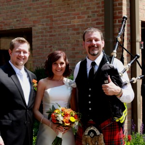 Maxwell Bagpipe Services - Bagpiper / Wedding Musicians in Naperville, Illinois