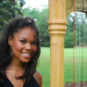 Maya GG - Harpist in Atlanta, Georgia