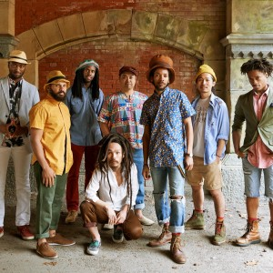 Brown Rice Family - Reggae Band in New York City, New York