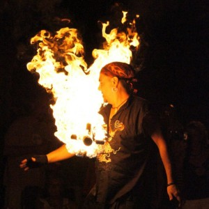 Mayhem - Fire Performer in Tampa, Florida