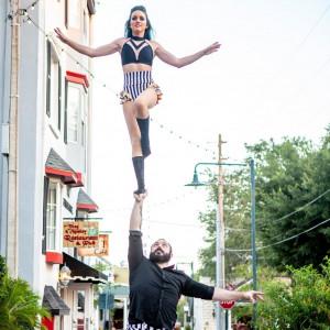 McFly the Acrobat - Acrobat in Eustis, Florida