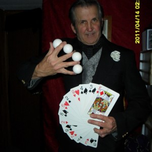 McKenzie Magic - Illusionist / Strolling/Close-up Magician in Billings, Montana