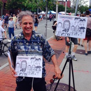 Caricatures by Mick Cusimano - Caricaturist in Boston, Massachusetts