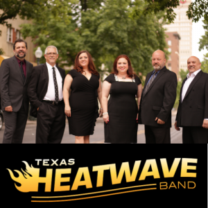 Texas Heatwave Band - Wedding Band / 1990s Era Entertainment in Waco, Texas