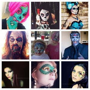 Meagababy Makeup - Makeup Artist / Halloween Party Entertainment in Kenner, Louisiana