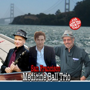 Medicine Ball Trio - Party Band / Halloween Party Entertainment in Oakland, California