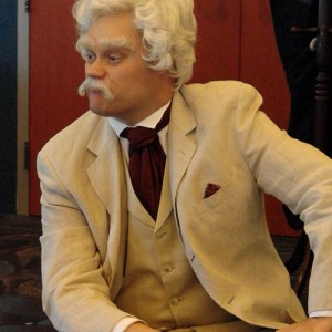 Meet Mark Twain - Impersonator in Virginia Beach, Virginia