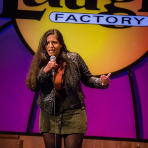 Meg Indurti - Comedian in Chicago, Illinois