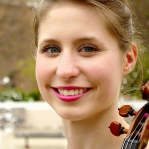 Megan Healy Music - Violinist in Kalamazoo, Michigan