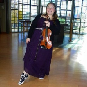 Megan McDonald Violin