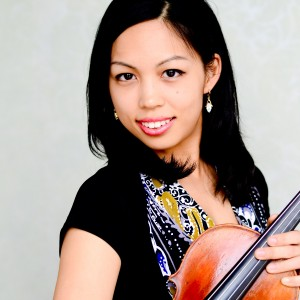 Megan Shung Smith - Violinist in Glendale, California