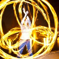 Megan Starchild - Fire Dancer / Hoop Dancer in Louisville, Kentucky