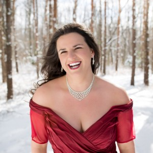 Megan Thompson, Mezzo-Soprano - Classical Singer in Cleveland, Ohio