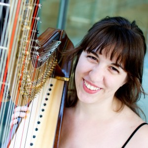 Meghan Elizabeth Orr - Harpist / Classical Ensemble in Irvine, California