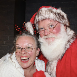 Meghan O'Keefe - Mrs. Claus in Sutter Creek, California