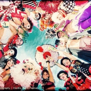 Big Fun Circus - Circus Entertainment / Aerialist in Berkeley, California