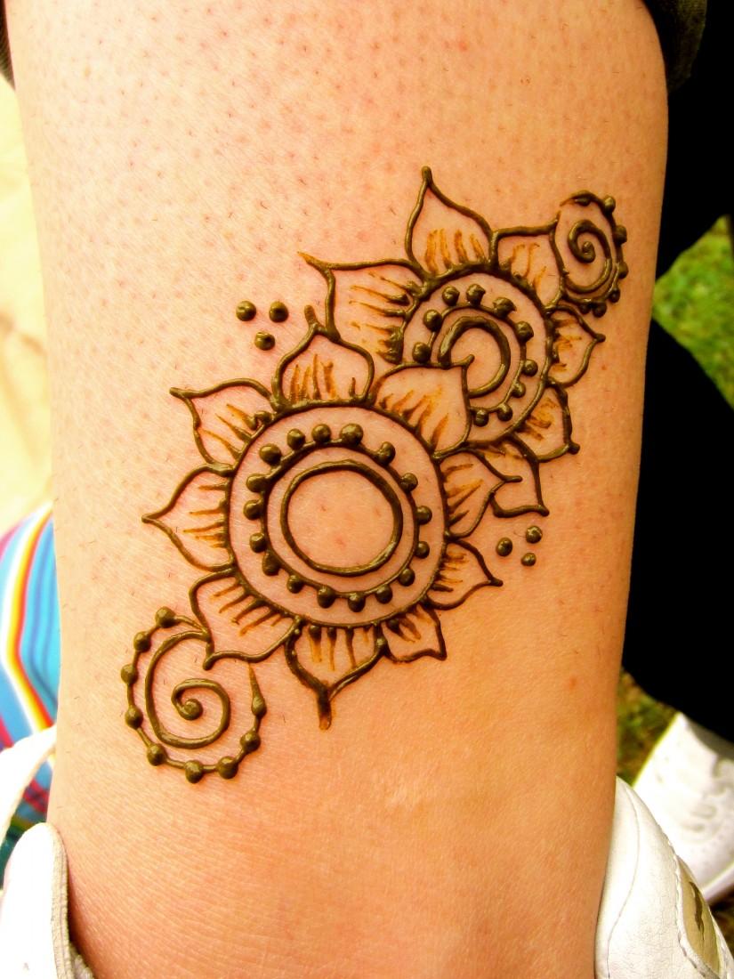 Henna Tattoo Artist Rental: Hire Meghan's Mehndi: Henna Body Art