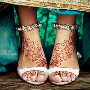 Meghan's Mehndi: Henna Body Art - Henna Tattoo Artist in Seattle, Washington