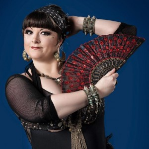 Megz Madrone - Belly Dancer in Portland, Oregon