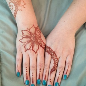 Hire Mehndi By Melanie Henna Tattoo Artist In Orlando Florida