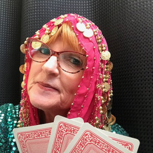 Madame Duva - Psychic Entertainment / Costumed Character in Northfield, Massachusetts