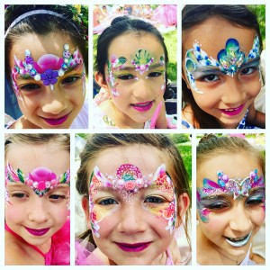Melinda's Children's Parties - Face Painter / Superhero Party in New York City, New York