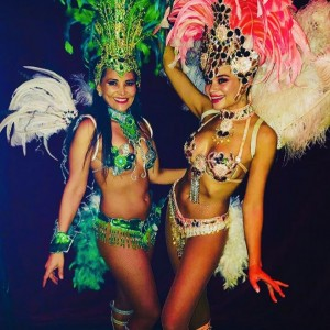 MeliSamba - Samba Dancer in Austin, Texas