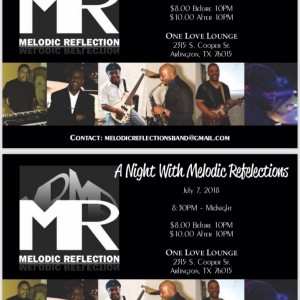 Melodic Reflection - Cover Band / Wedding Musicians in Fort Worth, Texas