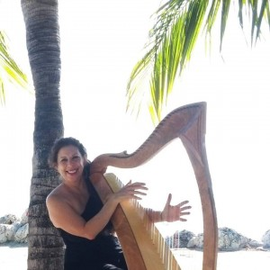 Melody Cooper Music - Harpist / Wedding Musicians in Asheville, North Carolina