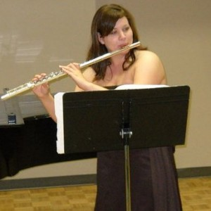 Melody Richardson - Flute Player in Dallas, Texas
