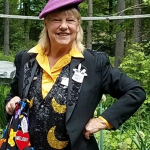Melody 'Whoopsy Daisy' Newcombe - Comedy Magician / Children's Party Entertainment in Kingston, New York