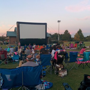 Melrose Movies - Outdoor Movie Screens in Nashville, Tennessee