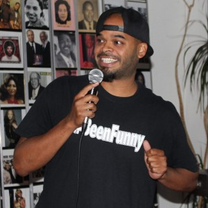 Melvin Jr - Stand-Up Comedian in Oakland, California