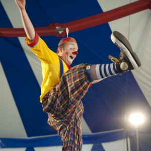 Melvino the Clown - Stilt Walker / Outdoor Party Entertainment in Fayetteville, Arkansas