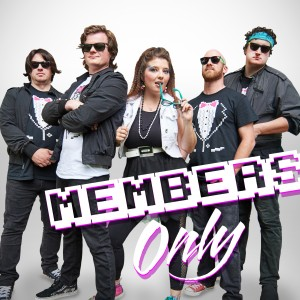 Members Only - Cover Band / 1980s Era Entertainment in Atlanta, Georgia