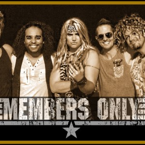 Members Only - 1980s Era Entertainment / Rock Band in Springfield, Missouri