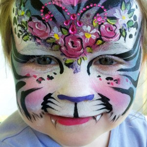 The MelodyMaker - Face Painter / Superhero Party in Raleigh, North Carolina