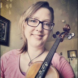 Sarah Wallin-Huff, Violinist & Composer - Violinist / Wedding Musicians in Upland, California