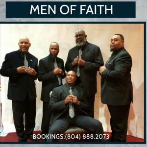 Men of Faith - Gospel Music Group / Gospel Singer in Hanover, Virginia