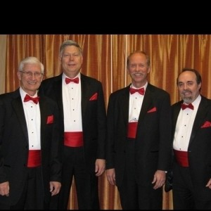 Men of Note Singing Valentines - Barbershop Quartet / Singing Group in Plano, Texas