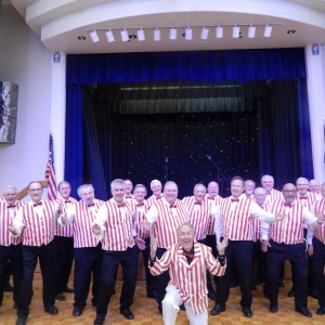 Men of Song Harmony & Friends - Barbershop Quartet in Mesa, Arizona
