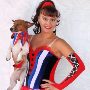 Dog Show Menestrelli Entertainment - Circus Entertainment / Party Inflatables in Orlando, Florida