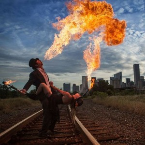 Mental Dexterity Flow & Fire Arts (MDSO) - Fire Performer / Stilt Walker in Houston, Texas