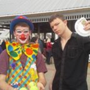 Meo The Clown and Stone Brenner - Circus Entertainment / Magician in Brunswick, Georgia