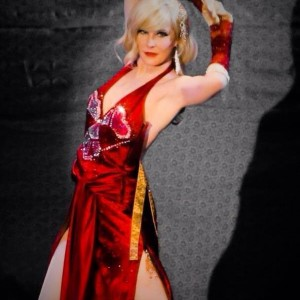 Mercy Beaucoup - Burlesque Entertainment / Costume Rentals in San Francisco, California