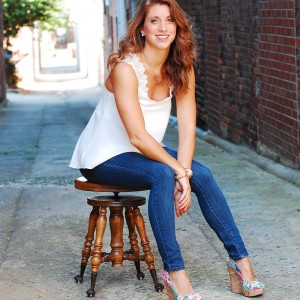 Meredith Matchen - Pop Singer / Singing Pianist in Greensboro, North Carolina