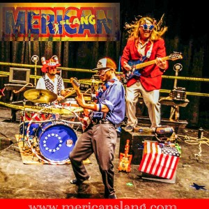 Merican Slang - Funk Band / Dance Band in Albuquerque, New Mexico