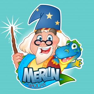 Merlin the Magician - Children's Party Magician in Vancouver, British Columbia