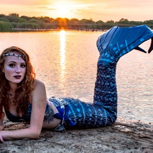 Mermaid Alexandra - Mermaid Entertainment in Daytona Beach, Florida